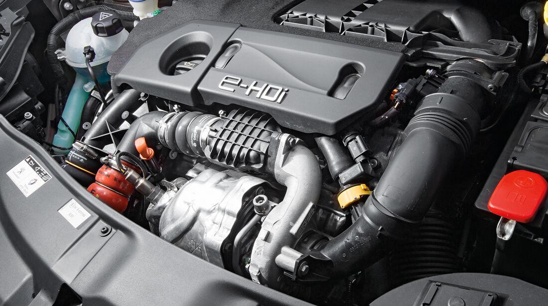 Peugeot 2008 e-HDi 115, Motor