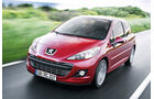 Peugeot 207 RC, Frontansicht