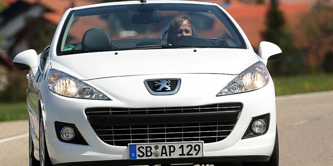 Peugeot 207CC 120 VTi