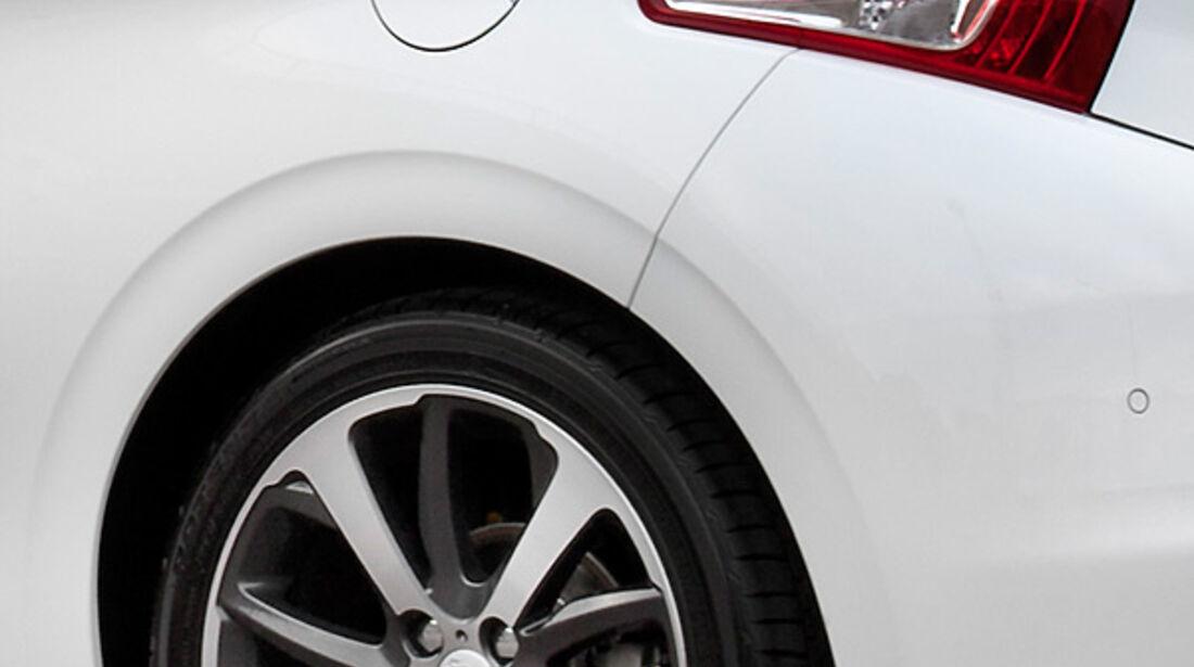 Peugeot 208, Felge