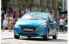 Peugeot 208, Frontansicht