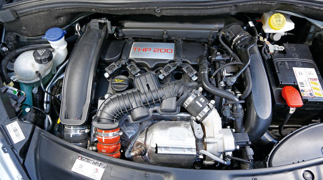 Peugeot 208 GTi, Motor