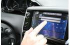 Peugeot 208, Innenraum-Check, Navigation
