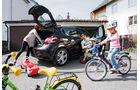 Peugeot 208 e-Hdi 115, Heckklappe offen, Kinder