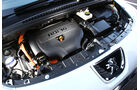 Peugeot 3008 Hybrid, Motor