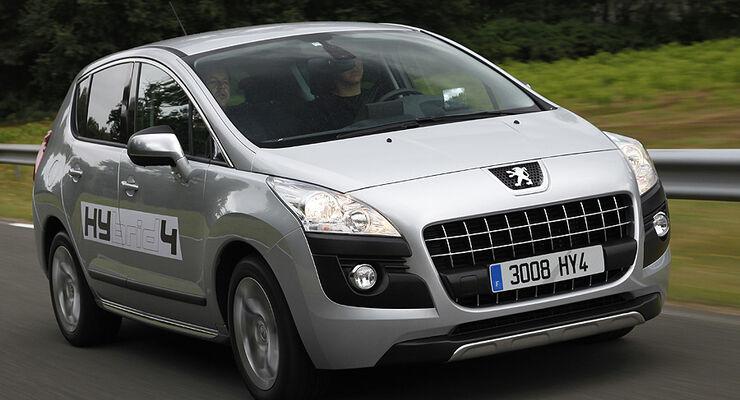 peugeot 3008 hybrid im fahrbericht auto motor und sport