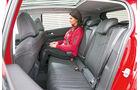 Peugeot 308 125 THP, Fond