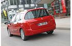 Peugeot 308 SW 100 VTi, Heckansicht