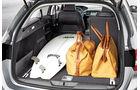 Peugeot 308 SW, Kofferraum, Bedladung