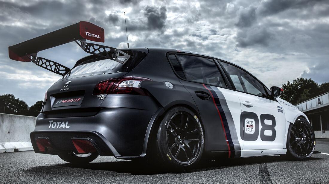 Peugeot 308 TCR - 2016