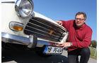 Peugeot 404, Kühlergrill, Alf Cremers