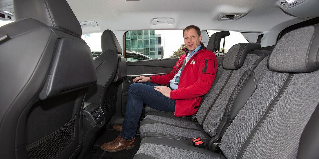 Peugeot 5008 (2017) Fahrbericht
