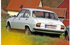 Peugeot 504, Heckansicht