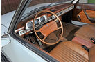 Peugeot 504 TI, Cockpit