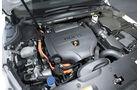 Peugeot 508 RXH, Motor