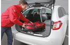 Peugeot 508 SW HDi 180, Kofferraum