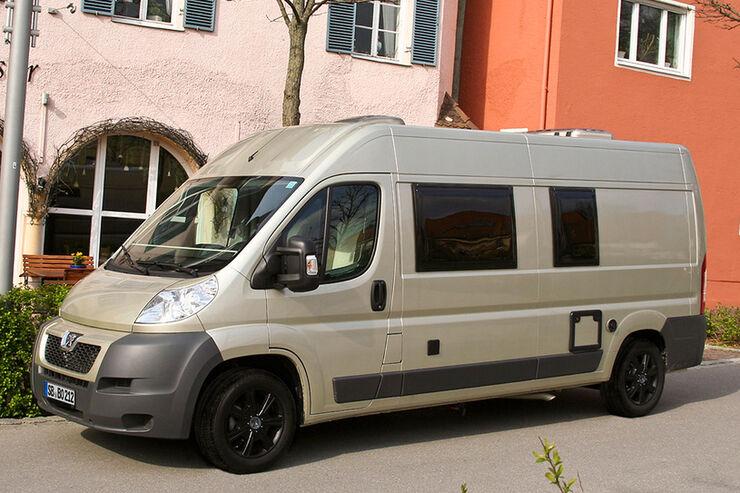 Peugeot Boxer Liberté VAN 600 Reisemobil