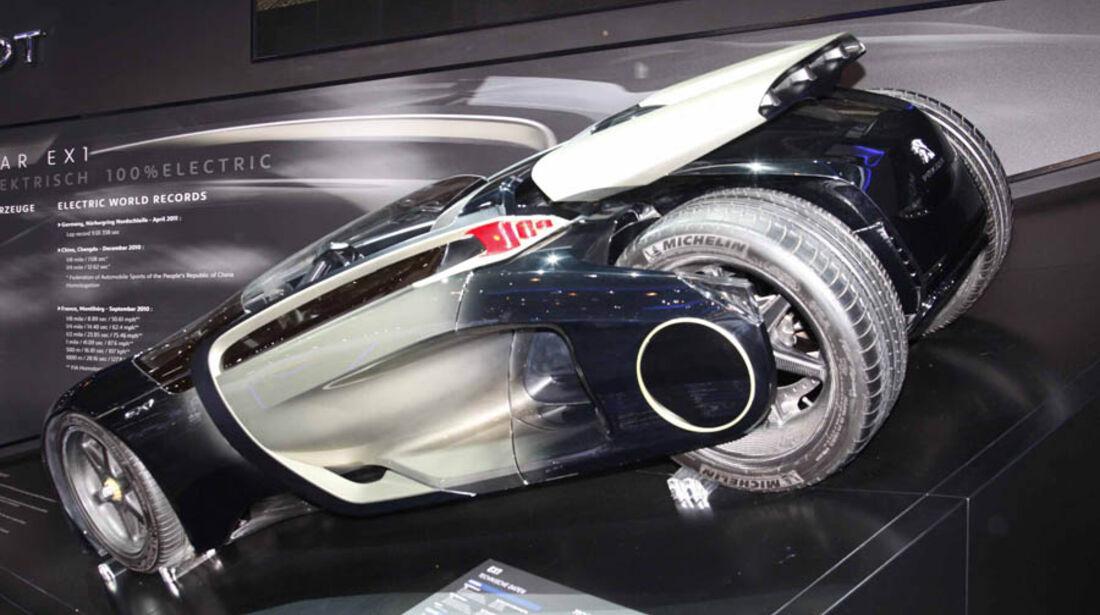 Peugeot EX1 IAA 2011