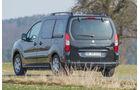 Peugeot Partner Tepee Hdi Fap 115, Heckansicht
