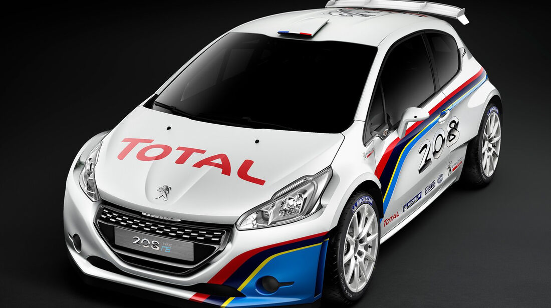 Peugeot R5 Rallye 2012