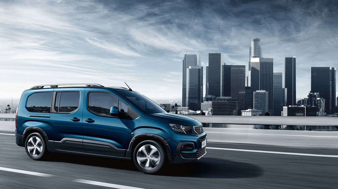 Peugeot Rifter 2018 Seite