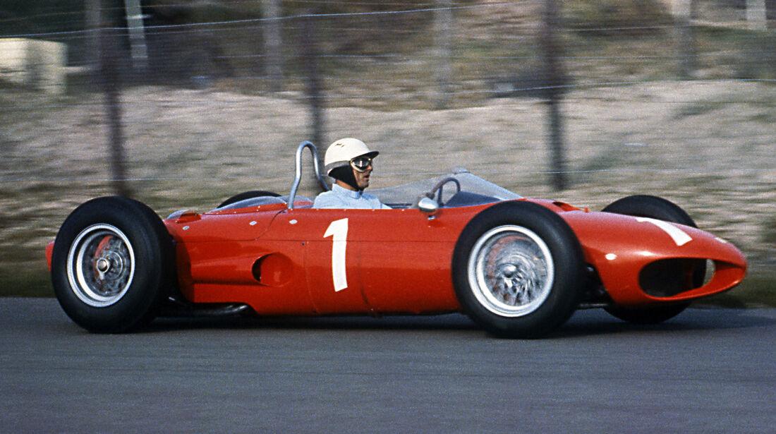 Phil Hill - GP Holland 1962
