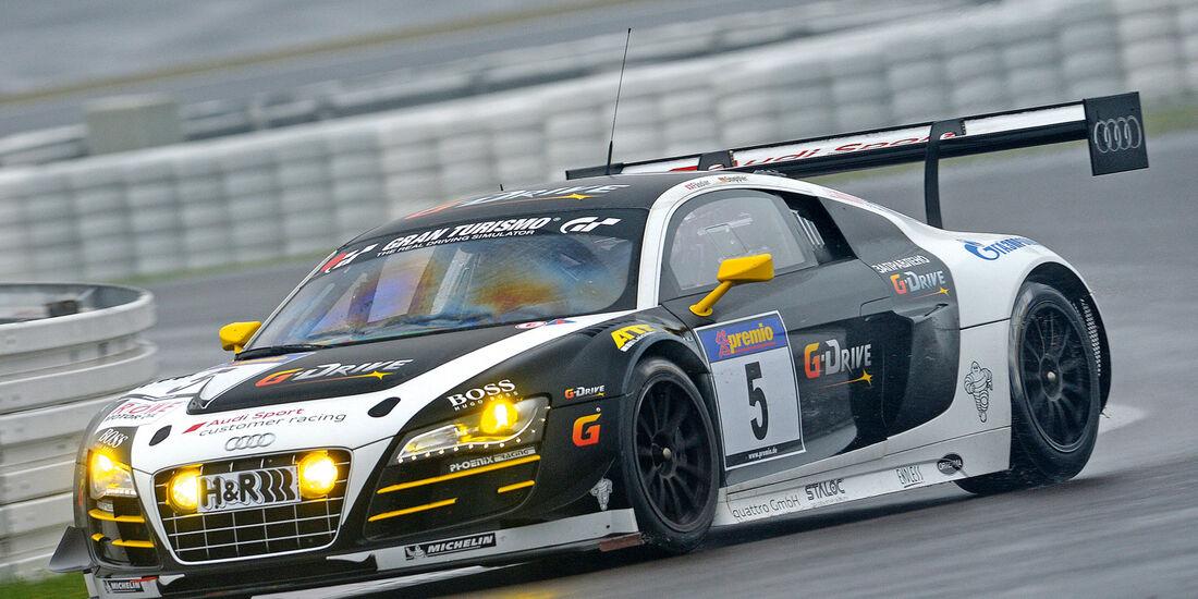 Phoenix-Team, Audi R8