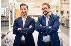 Piech GT Showcar Co-CEO Rea Stark Rajcic und Co-CEO Toni Piech