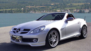 Piecha Design Mercedes SLK