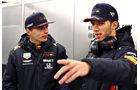 Pierre Gasly & Max Verstappen - Red Bull - Shakedown - Silverstone - Formel 1 - 2019