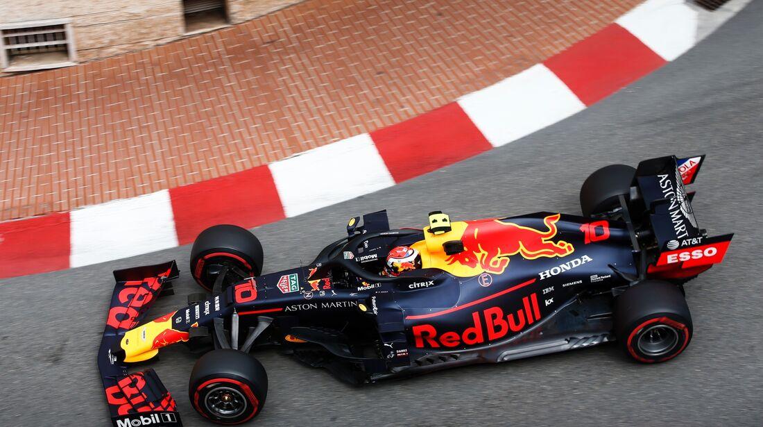 Pierre Gasly - Red Bull - Formel 1 - GP Monaco - 23. Mai 2019