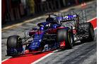 Pierre Gasly - Toro Rosso - F1-Test - GP Spanien - Barcelona - Tag 2 - 16. Mai 2018