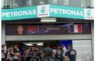 Pierre Gasly - Toro Rosso - Formel 1 - GP Malaysia - Sepang - 28. September 2017