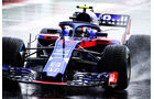 Pierre Gasly - Toro Rosso - GP Ungarn 2018 - Qualifying