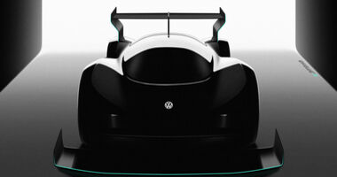 Pikes Peak - VW - Elektro-Rennwagen - 2018 - Teaser
