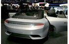 Pininfarina Cambiano Genf Studie Concept 2012