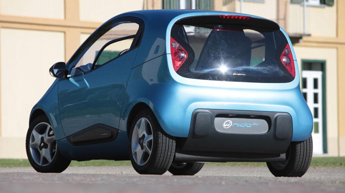 Pininfarina Nido EV