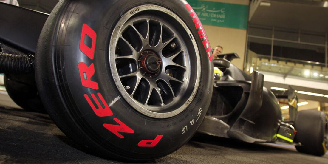 Pirelli F1-Reifen