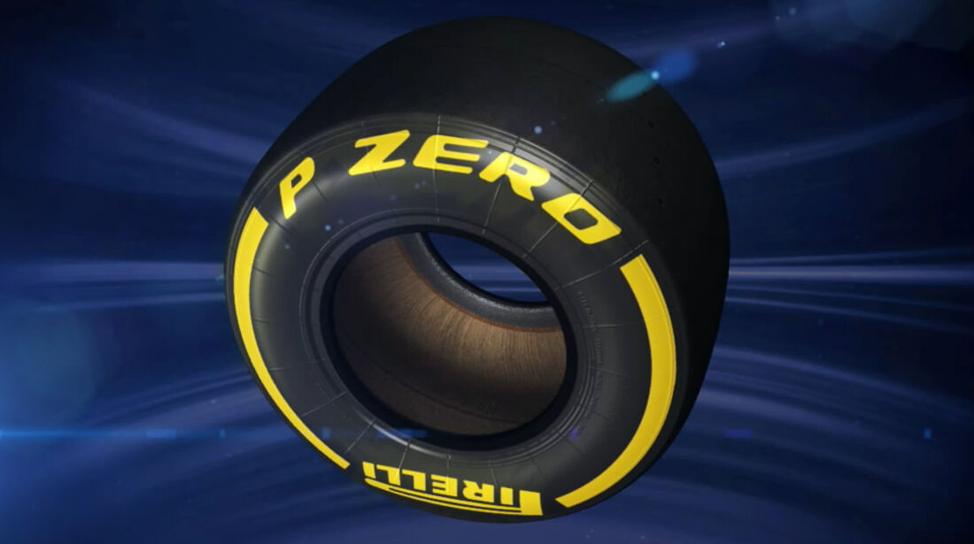 Pirelli F1 Soft 2014