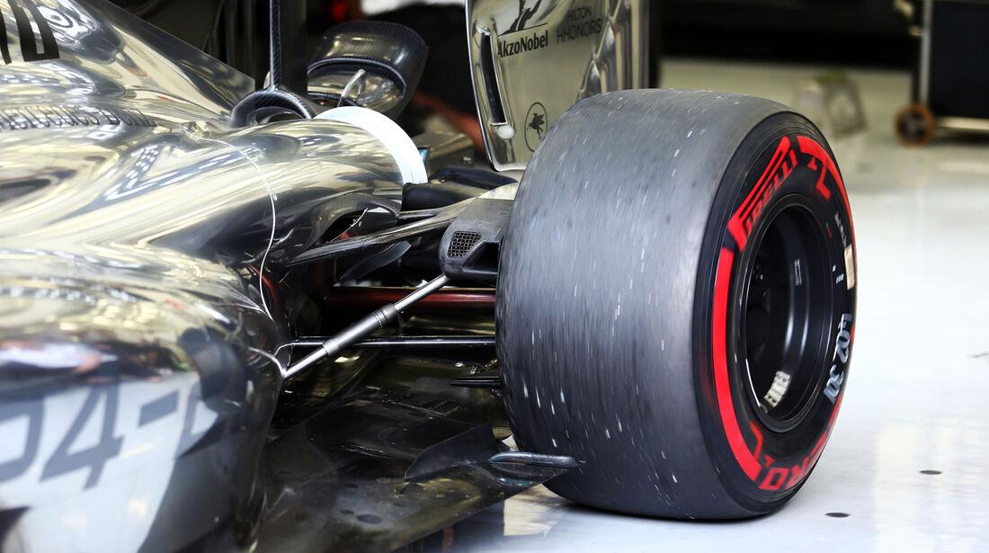 Pirelli F1 Supersoft 2014