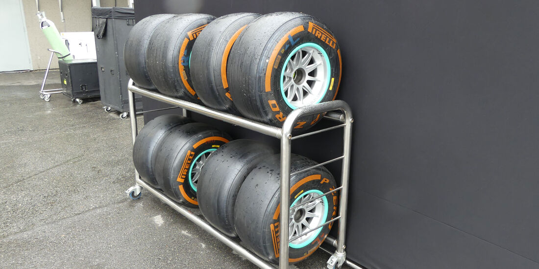 Pirelli - Formel 1 - GP Kanada - Montreal - 9.6.2016