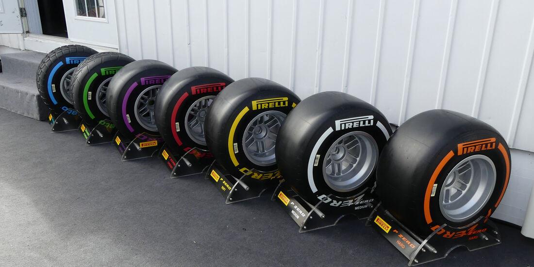 Pirelli - GP Kanada - Montreal - Freitag - 10.6.2016