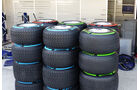Pirelli-Reifen - Formel 1 - GP Abu Dhabi - 26. November 2015