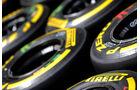 Pirelli-Reifen - Formel 1 - GP Monaco - 21. Mai 2014