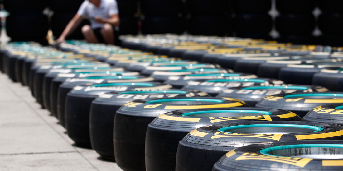Pirelli Reifen GP China 2012