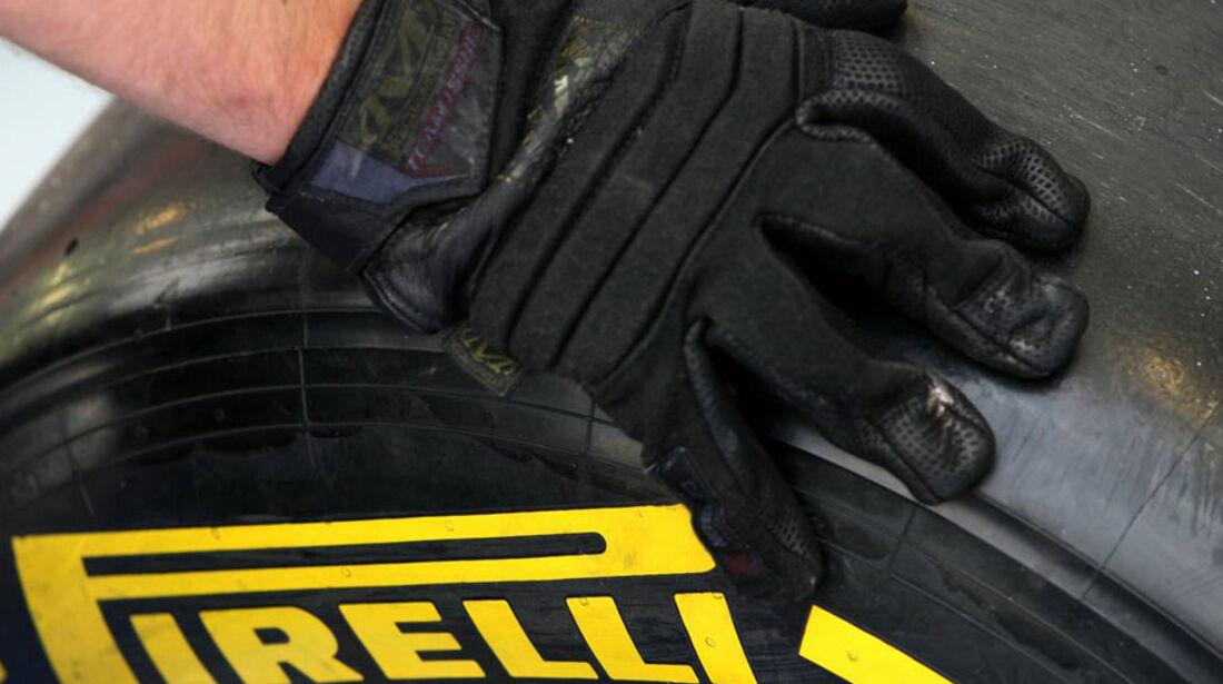 Pirelli-Reifen - GP Singapur - 23. September 2011