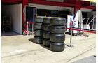 Pirelli-Reifen - GP Spanien - Barcelona - Donnerstag - 7.5.2015