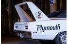 Plymouth Superbird, Heckflügel