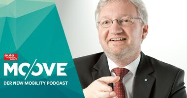 Podcast Volker Blandow