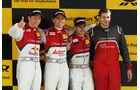 Podium - DTM Lausitzring - 2015